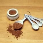 Ингредиенты для ванной шоколада