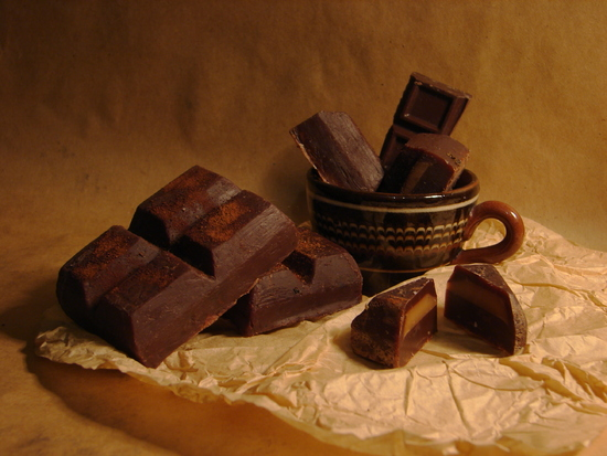 Шоколад для ванной