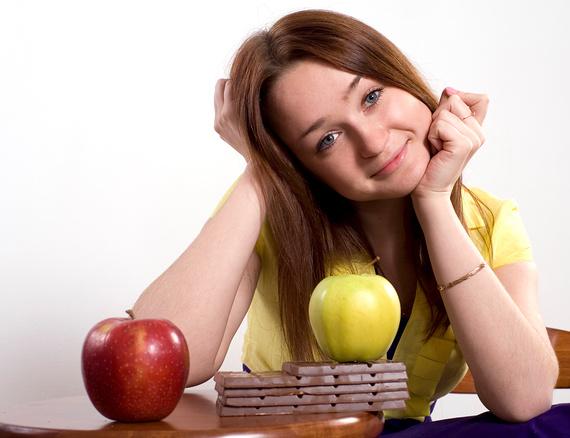 Шоколадная диета. Автор фото: Момотюк Сергей.